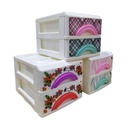 RVP Brother Plastic Drawer Set (Random)