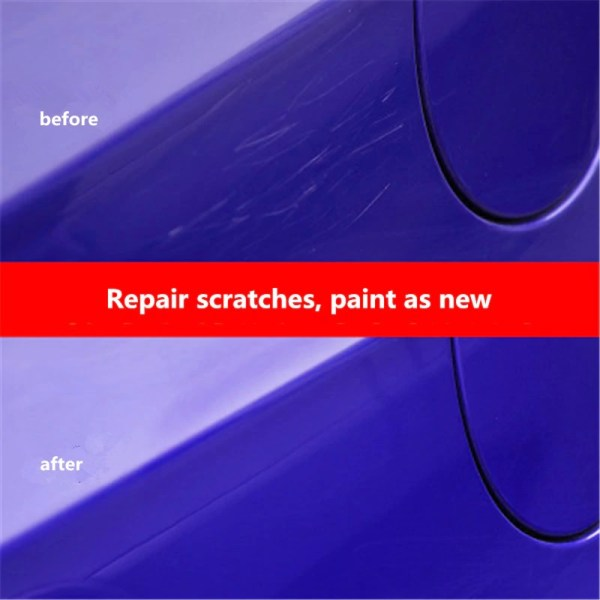 Car Paint Scratch Wax
