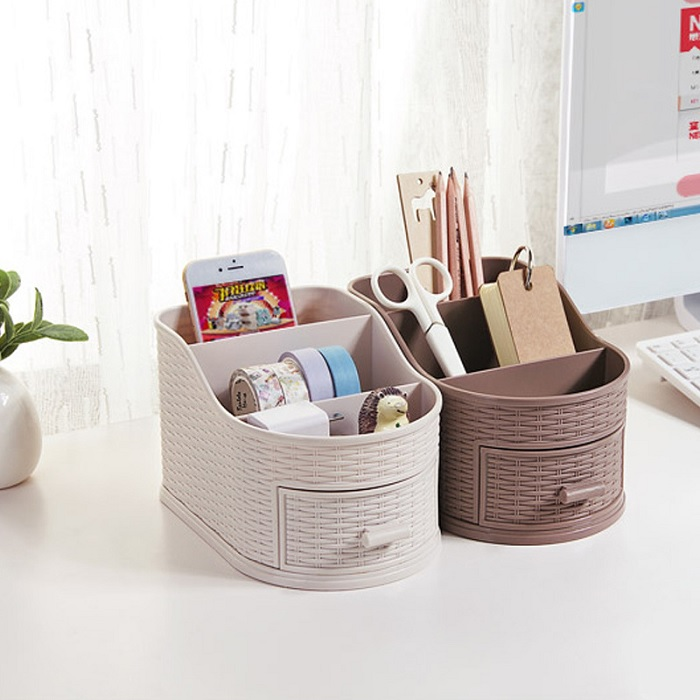 Multi Section Drawer Utility Organiser