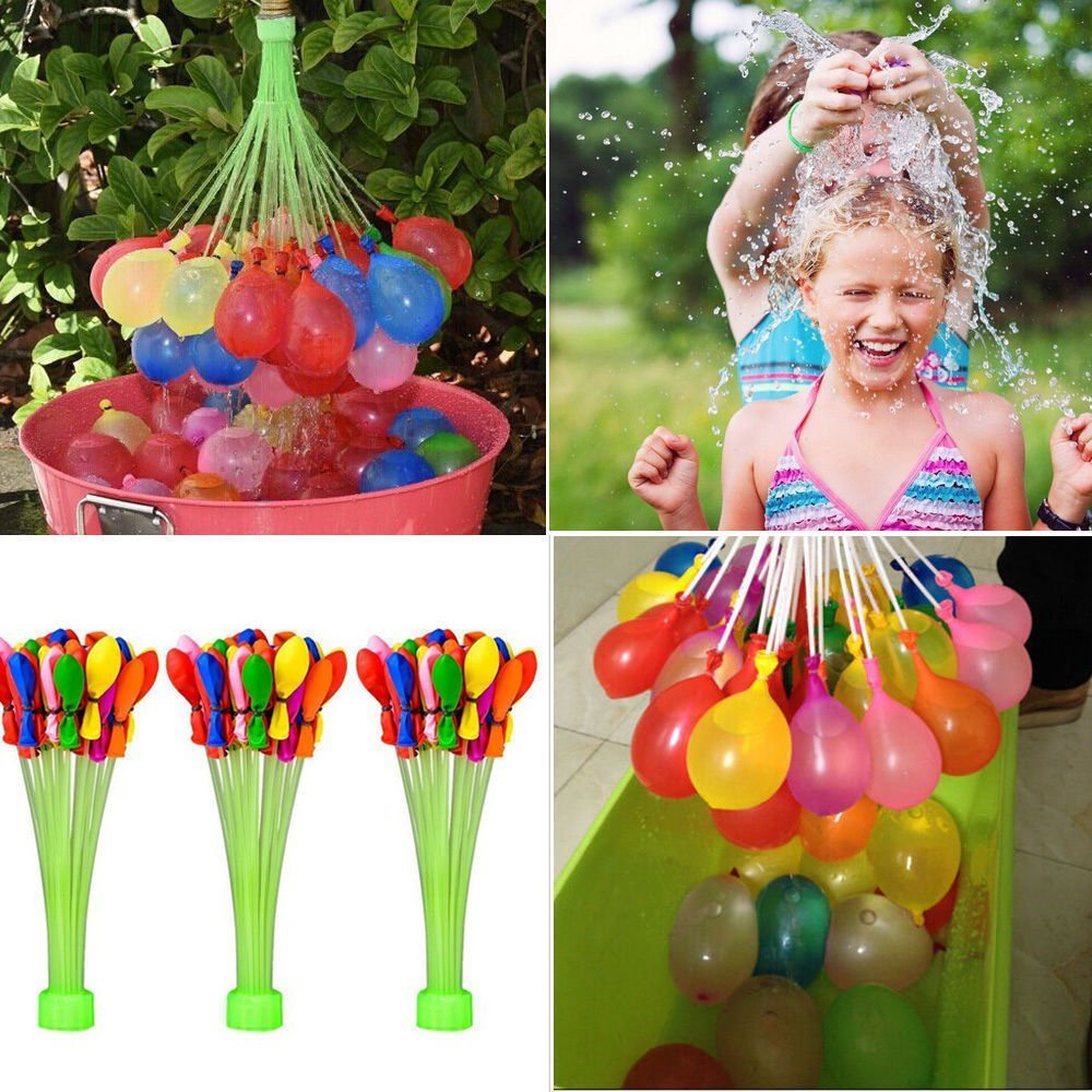 Holi Magic Water Balloons Pack of 111