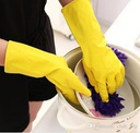 Kitchen Gloves Yellow (Pack of 2 Pairs)
