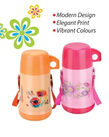Nova Vacuum Flask 350 (Random Colour)