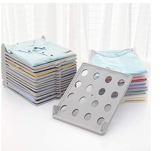 Clothes Stacker Organiser (Pack Of 10)