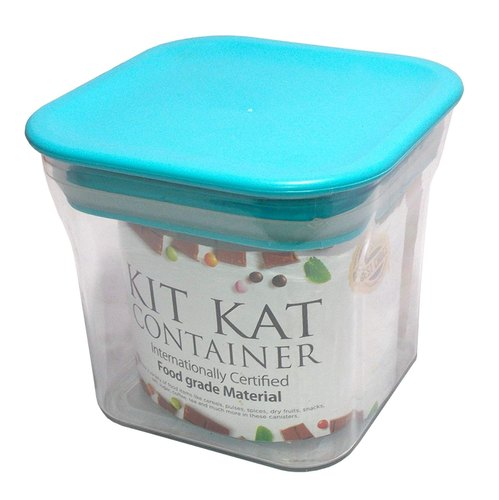 [HL1709] Plastic Kit Kat Container (Pack of 2)