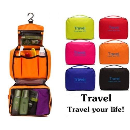Travel Your Life Travel Toiletry Pouch