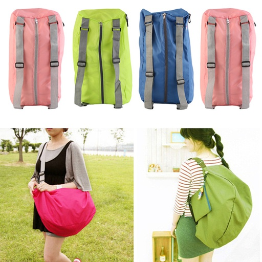 [HL0446] 3 Way  Easy To Carry Bag (Random Colour)